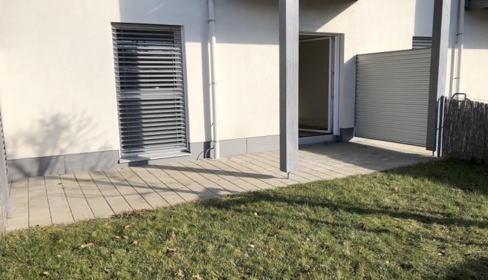Barrierefreie, leistbare Stadtwohnung mit Garten und Terrasse  8200 Gleisdorf / Stadt