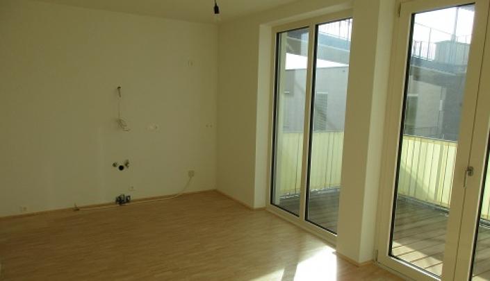 Stadtwohnung im Erstbezug mit Balkon, Lift und Dachterrasse 8200 Gleisdorf / Stadt