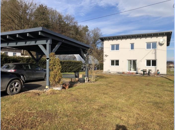 Haus mit ausreichend Grund in Sonnenlage  8321 St. Margarethen / Raab