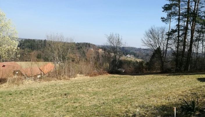BAUGRUND in idyllischer Umgebung 8302 Krumegg
